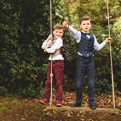 Children's Tailoring Trends AW 2018