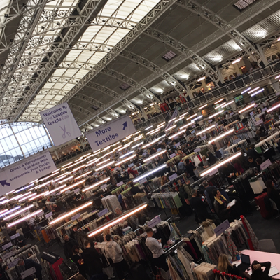 London Textile Fair – Islington